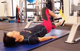 自分の体重を利用して本格トレーニング